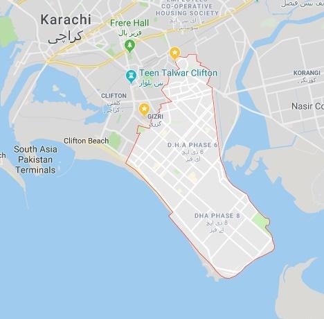 dha defence karachi