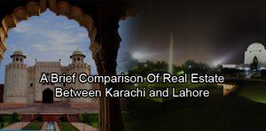 karachi and lahore real estate